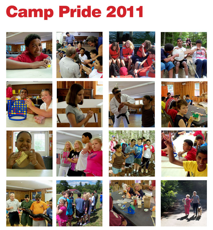 Camp Pride Photo